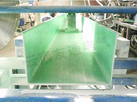 定製玻璃鋼電纜橋架