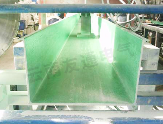 昆明玻璃鋼電纜橋架
