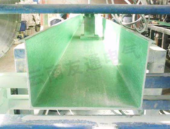 玻璃鋼電纜橋架受歡迎的原因有哪些?