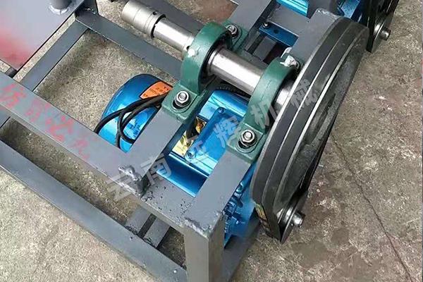 扣件维修机的生产效益