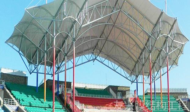 德宏比赛观看台膜结构