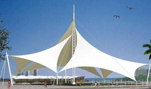 景观膜结构工程设计
