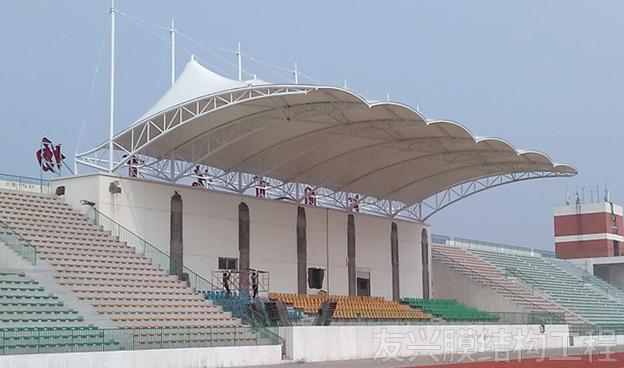 玉溪膜结构体育馆看台相对于传统看台为什么越来越受欢迎?