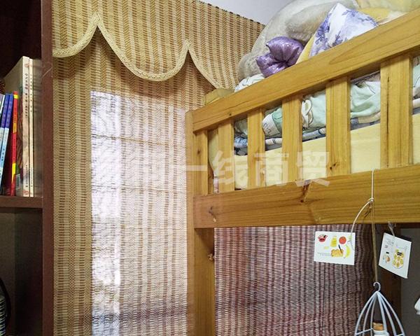 折叠式竹帘