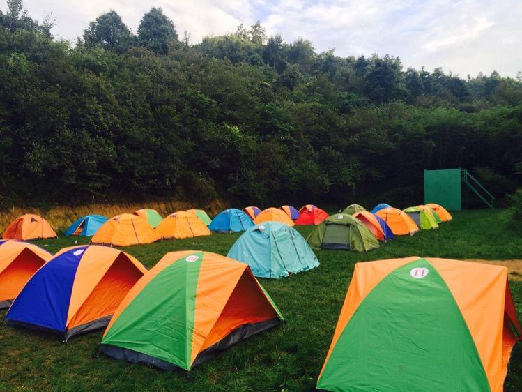 鑫和园露营环境