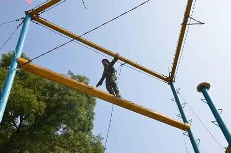 高空平衡木