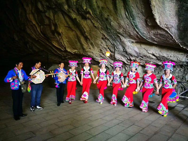民族舞蹈左脚舞