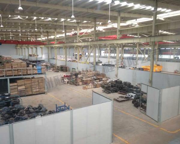 钢结构防火涂料工程东风汽车项目