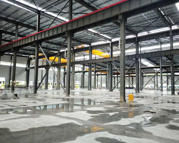 贵州乌江机电项目钢结构防火涂料工程