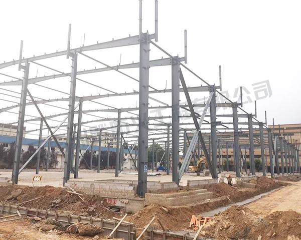 中国烟草公司项目施工