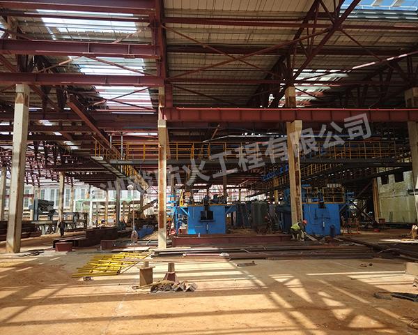 中铝文山铝厂工程项目