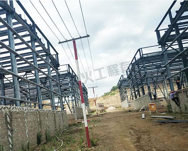 云南红河钢结构防火涂料工程