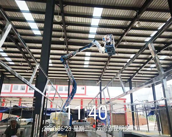 钢结构防火涂料施工要求