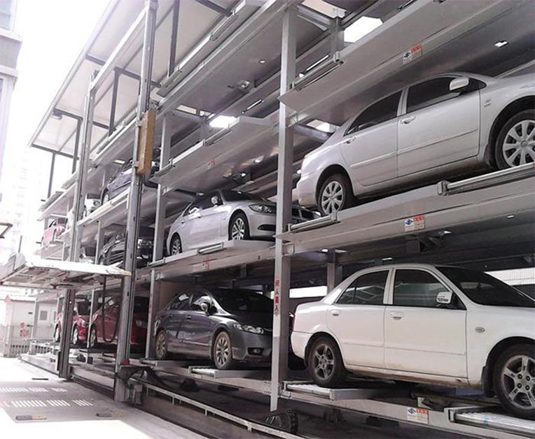机械式停车带来的好处都有哪些