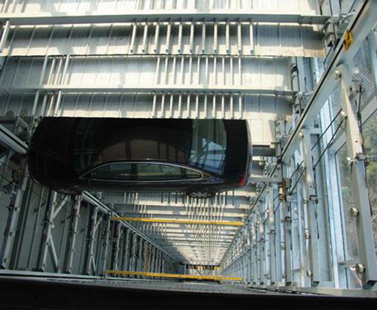 垂直立体停车库