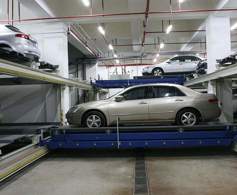 智能机械式立体车库