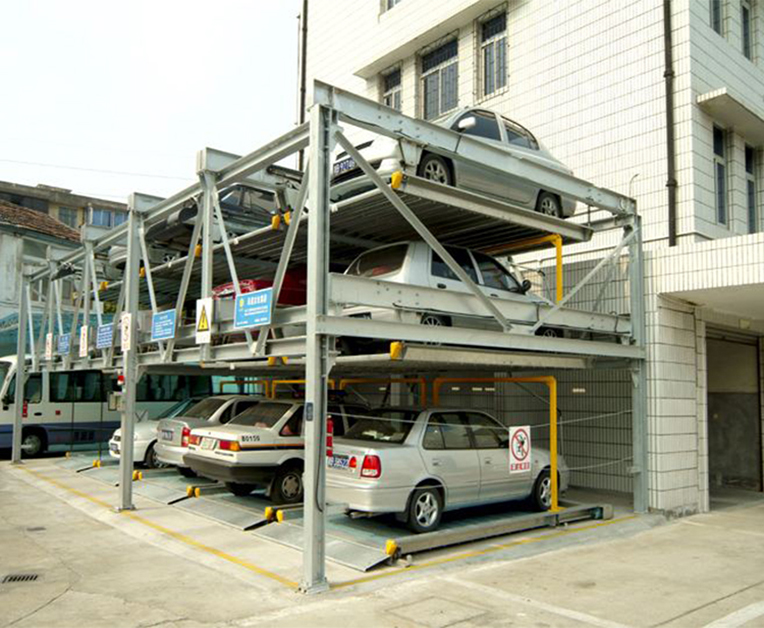 智能立体停车设备