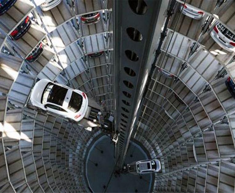 升降式停车库