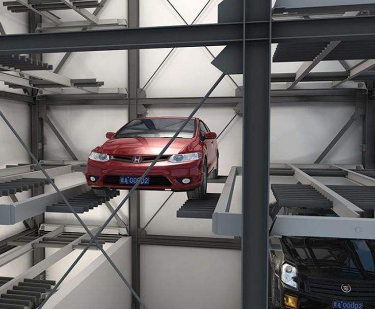 机械式垂直立体车库