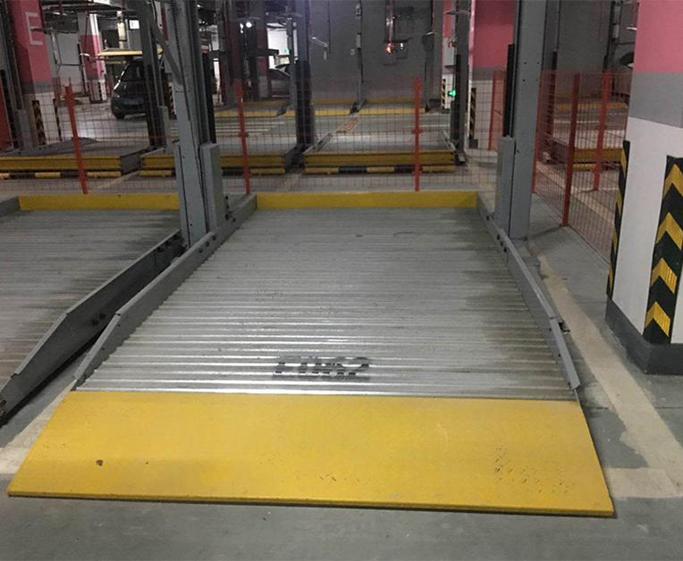 垂直提升式立体车库