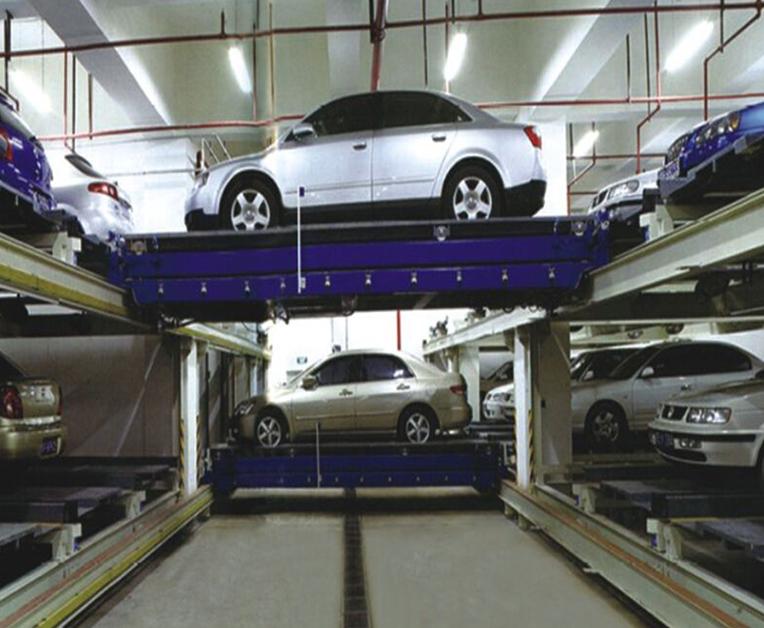 平面机械式立体停车库