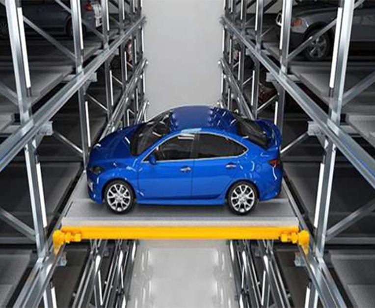 平面移动式机械车库