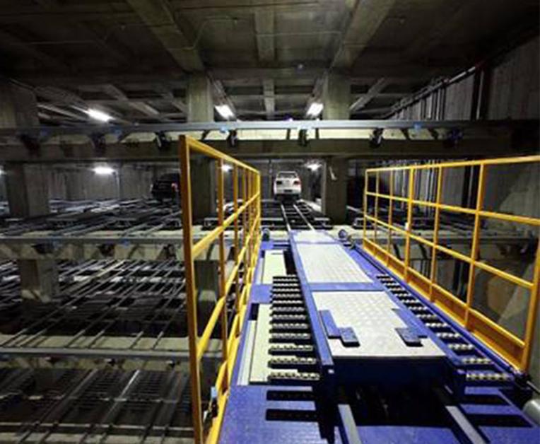 机械式车库