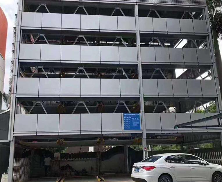 云南机械车位租赁