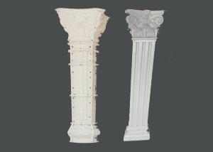 云南罗马柱模具
