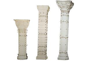 昆明罗马柱模具