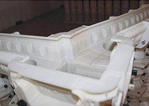 云南罗马柱模具之环保现浇花瓶柱
