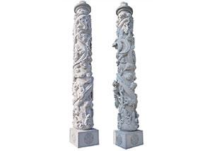 昆明罗马柱模具龙凤柱系列