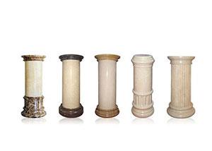 云南昆明光面型罗马柱模具