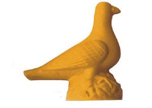 云南罗马柱模具鸽子小圆雕