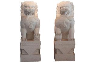 云南昆明罗马柱模具狮子圆雕