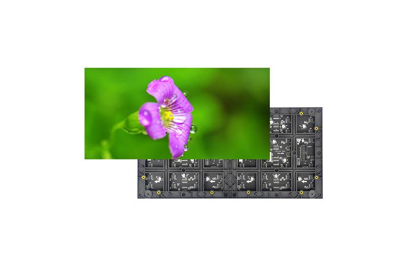 昆明室内led显示屏p2.5