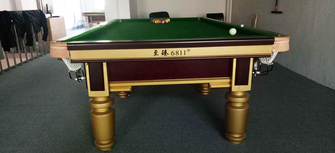 云南台球桌