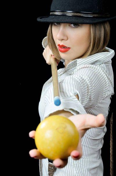 打台球对女人有什么好处?