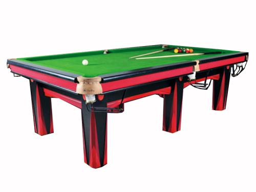 昆明台球桌|台球练习时的两项基本台球技巧
