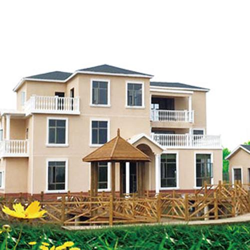 装配式别墅建筑案例
