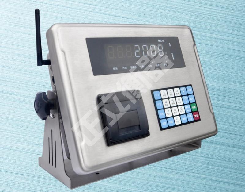物聯網數字靜態汽車衡儀表