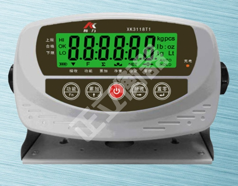 無線電子稱重儀表