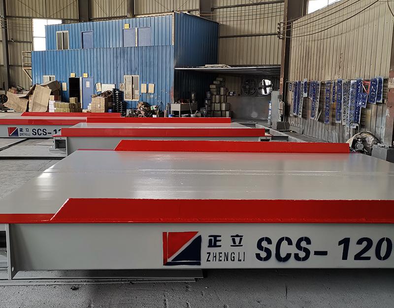 120吨电子地磅(SCS-120T)