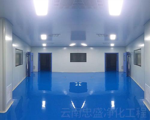 醫療凈化風淋室
