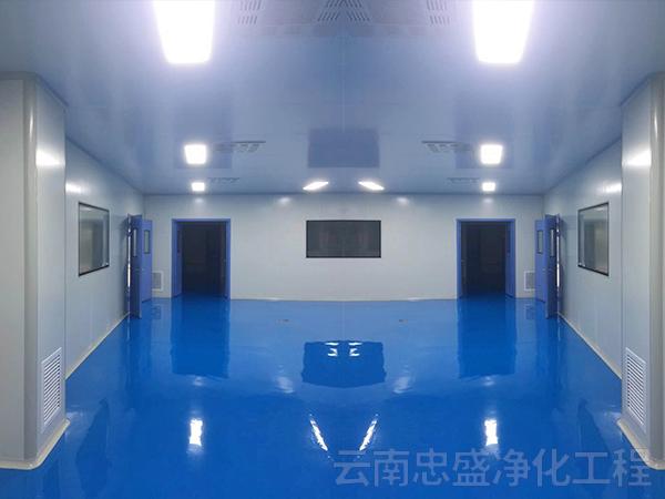 医疗净化风淋室工程施工
