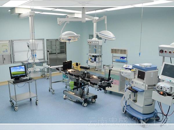 文山牙科手術室凈化工程