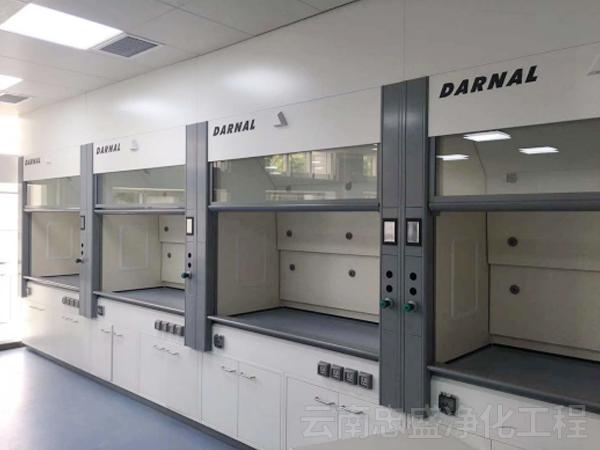 临沧坚果实验室净化工程