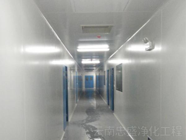 制药厂车间净化工程