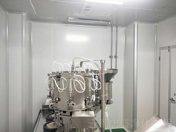 实验室净化工程施工