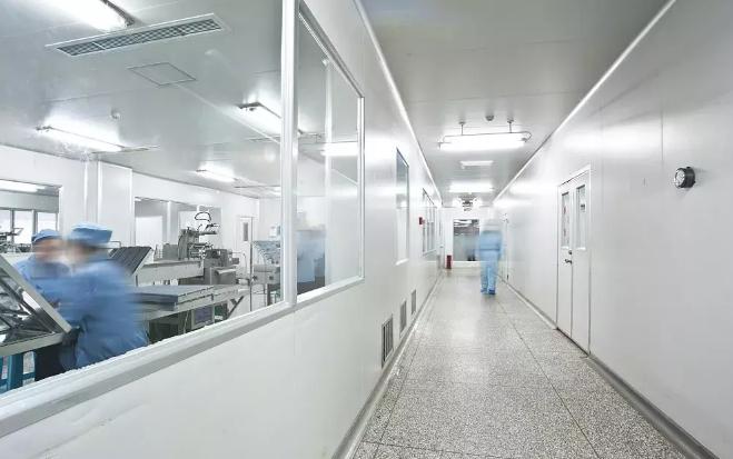 昆明药厂净化工程